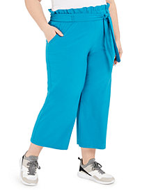 Ideology Plus Size Pull-On Pants, Created for Macy's