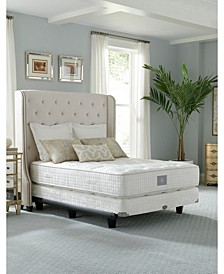 "Classic by Shifman Charlotte 14"" Luxury Cushion Firm Mattress Set - Queen, Created for Macy's"