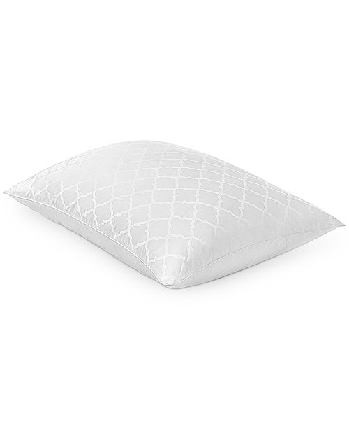 Charter Club Continuous Comfort LiquiLoft Gel-Like Soft Standard Pillow, Created For Macy's