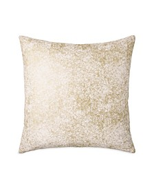 Metallic Textured Coverlet Euro Sham