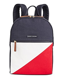 Canvas TH Flag Backpack