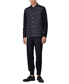 BOSS Men's Sigmon Hybrid Jacket