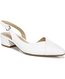 Frisco Slingbacks