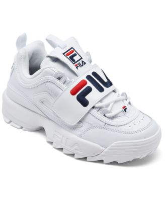 Women's Disruptor II Applique Casual Athletic Sneakers from Finish Line