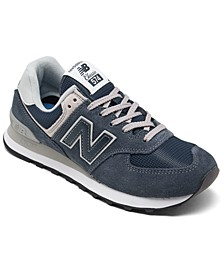 Women's 574 Core Casual Sneakers from Finish Line