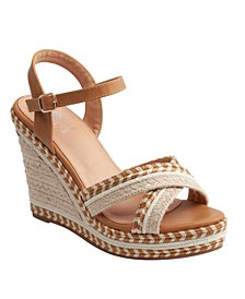 Beverly Wedge Sandal
