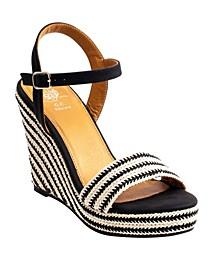 Stella Wedge Sandal