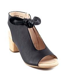 Kimora Heeled Sandal