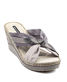 Adora Wedge Sandal