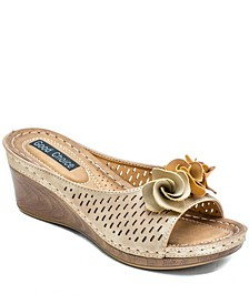 Juliet Wedge Sandal