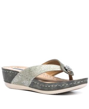 Dafni Wedge Sandal Women's Shoes