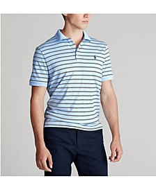 Men's Big & Tall Classic Fit Interlock Polo Shirt