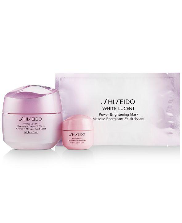 Shiseido 3-Pc. Awakening Luminosity Set