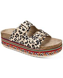 Beverlyn Slide Flatform Women's Sandal