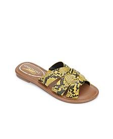 Mello Swirl Sandals
