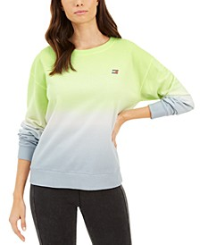 Ombré Cotton Sweatshirt
