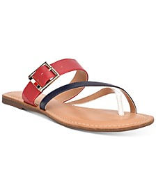 Lahyla Toe-Loop Sandals, Created for Macy's