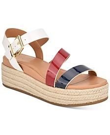 Women's Marri Flatform Sandals, Created for Macy's