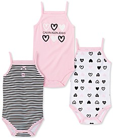 Baby Girls Bodysuits Set