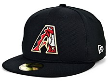 Arizona Diamondbacks 2020 Batting Practice 59FIFTY-FITTED Cap