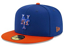 New York Mets 2020 Men's Spring Training Fitted Cap