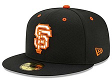 San Francisco Giants 2020 Men's Spring Training Fitted Cap