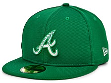 Atlanta Braves 2020 Men's St. Pattys Day Fitted Cap