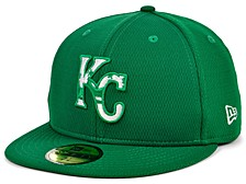 Kansas City Royals 2020 Men's St. Pattys Day Fitted Cap