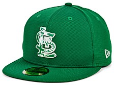 St. Louis Cardinals 2020 Men's St. Pattys Day Fitted Cap