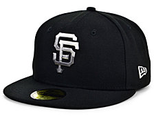 New Era San Francisco Giants Men's Faded Fitted Cap
