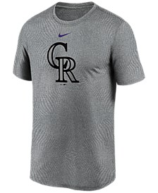 Colorado Rockies Men's Logo Legend T-Shirt