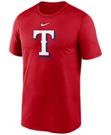 Texas Rangers Men's Logo Legend T-Shirt