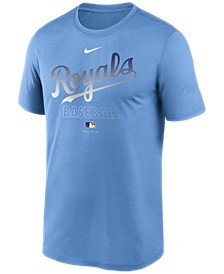 Kansas City Royals Men's Authentic Collection Legend Practice T-Shirt