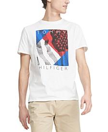 Men's Spangled Logo Graphic T-Shirt