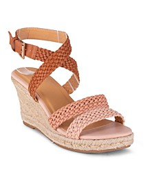 Dior Strappy Wedge Sandal