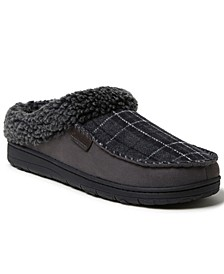 Men's Moc Toe Clog Slippers
