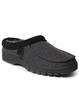 Fireside Men's Moc Toe Clog Slippers Men's Shoes