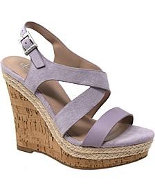 Aaliyah Wedge Sandals