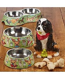 Dog Park Pet Bowls