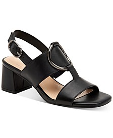 Women's Step N' Flex Gwenna Ring-Hardware Dress Sandals, Created for Macy's