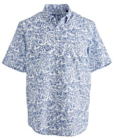 Linares Printed Shirt, Created for Macy's