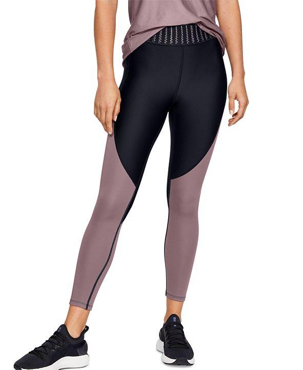 Under Armour Women's HeatGear® Logo Leggings