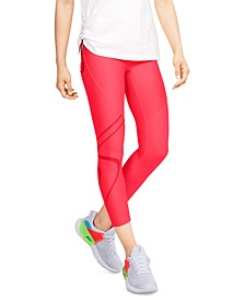 Women's HeatGear® Armour Shine Graphic Leggings