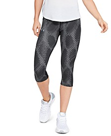 Women's HeatGear® Printed Leggings