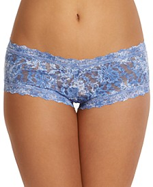 Denim Splash Boyshort Underwear 4A1281