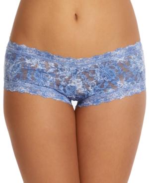 Hanky Panky Denim Splash Boyshort Underwear 4A1281