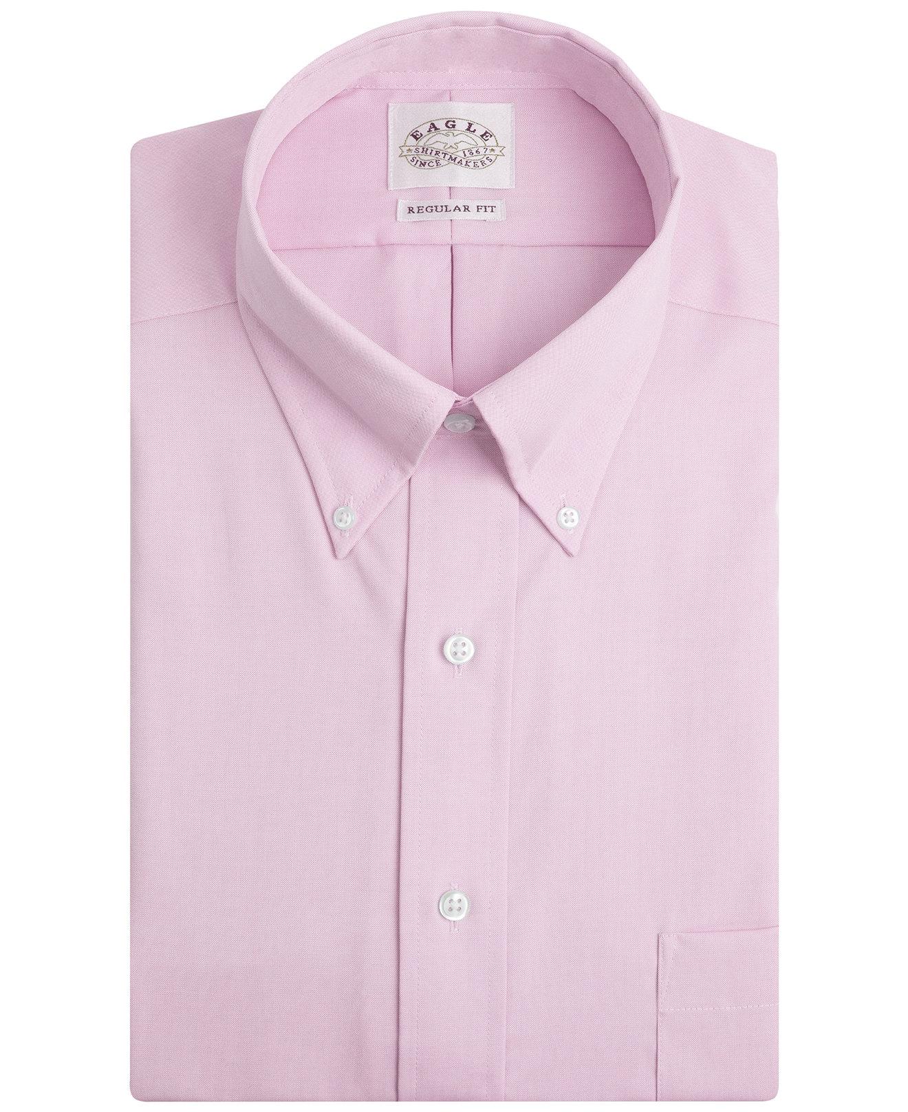 Mens Pink Dress Shirt