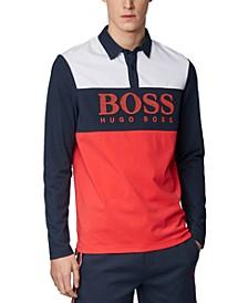 BOSS Men's Plisy Polo Shirt