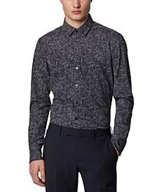 BOSS Men's Robbie_F Shirt