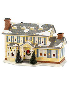 Department 56 Snow Village National Lampoon's Christmas Vacation The Griswold Holiday House Collectible Figurine